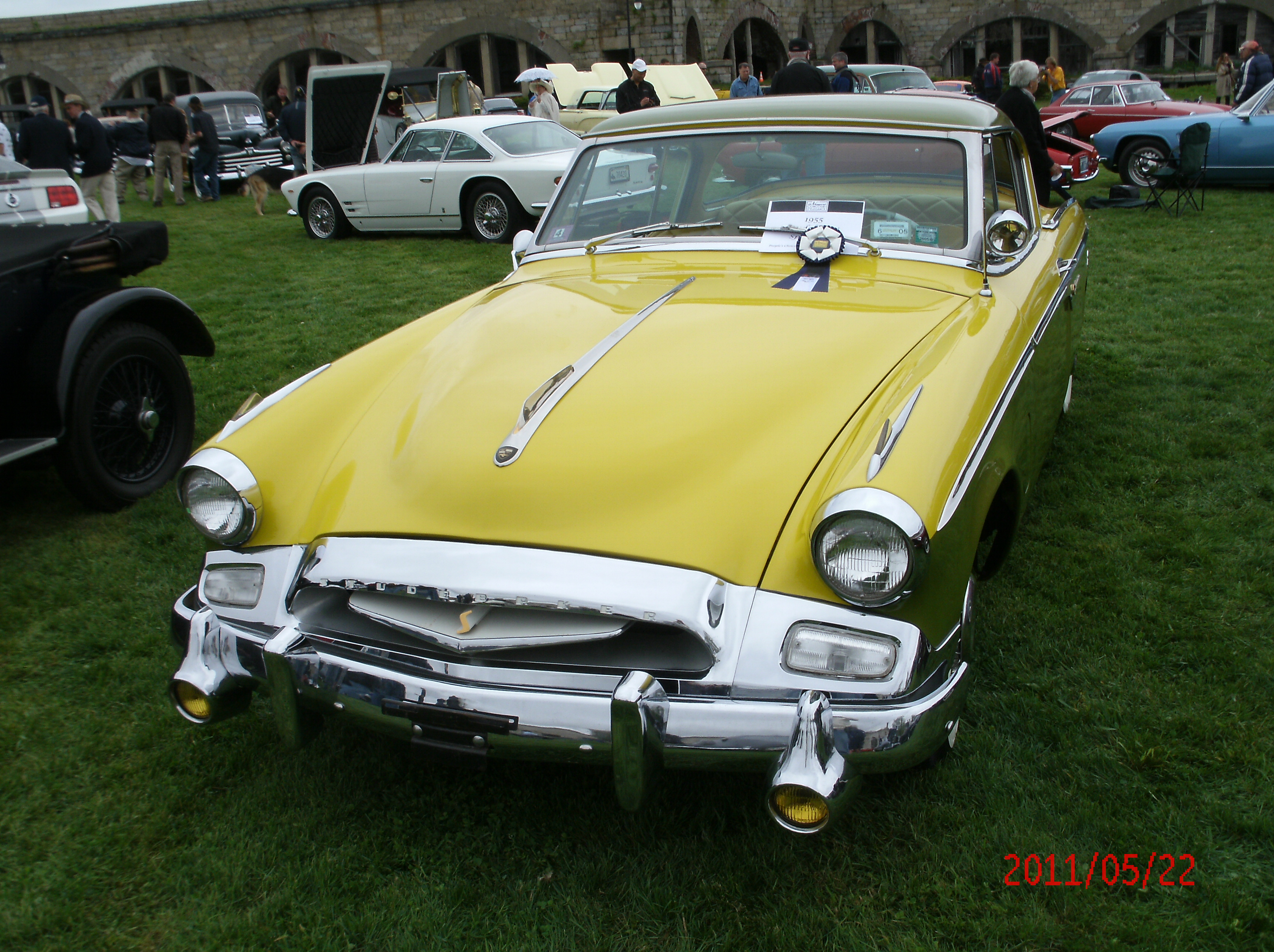 Studebaker 55 photo - 9