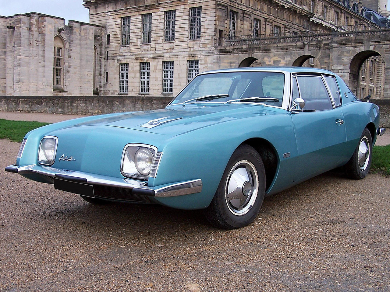 Studebaker avanti photo - 3