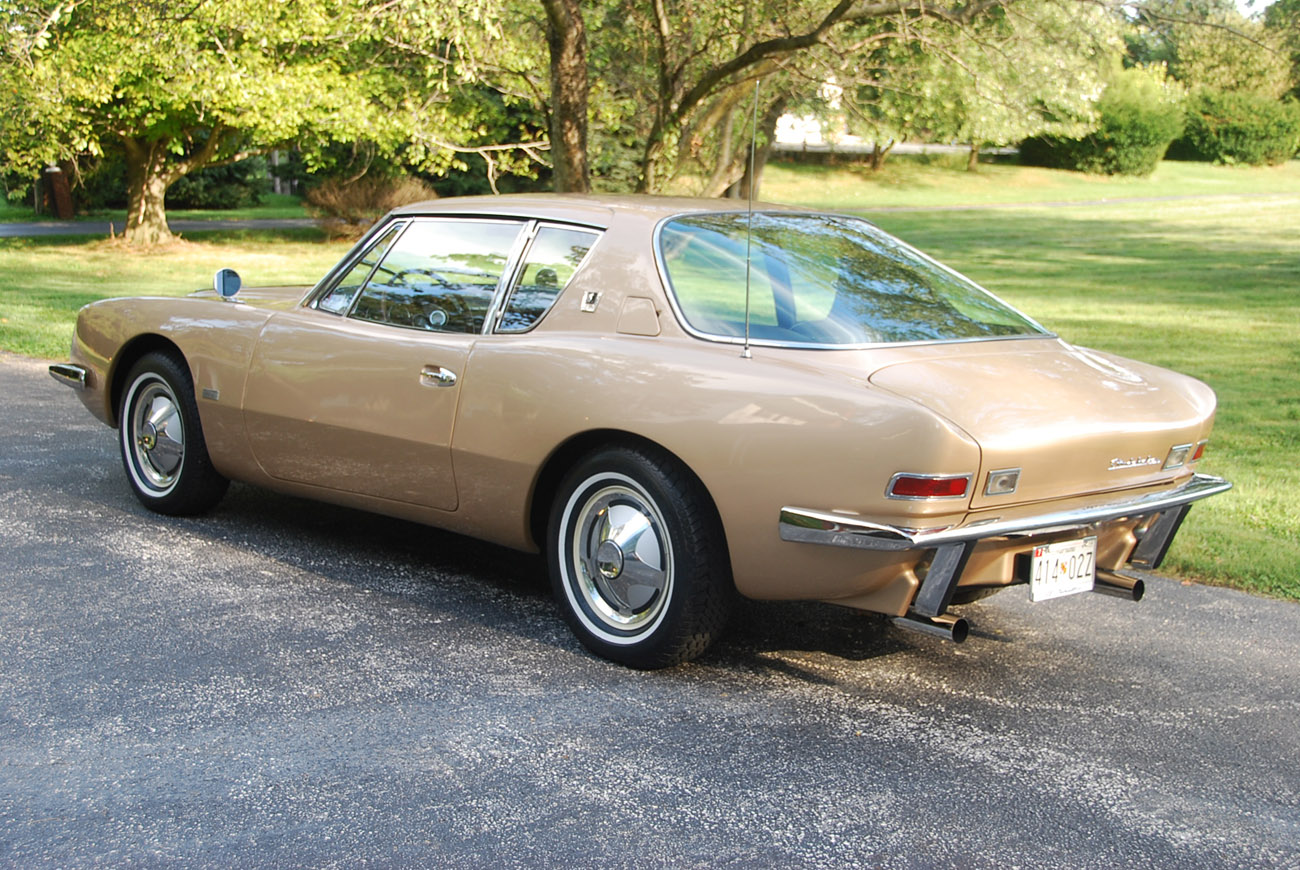 Studebaker avanti photo - 7