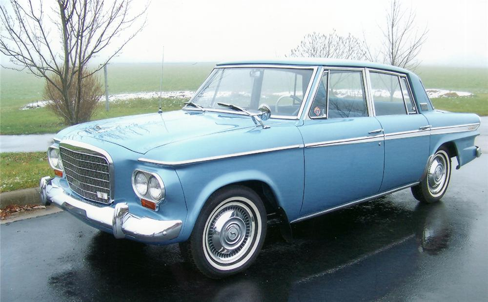 Studebaker lark photo - 1