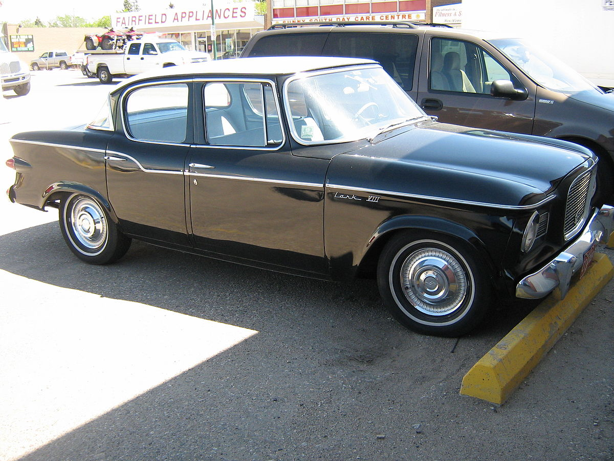 Studebaker lark photo - 2