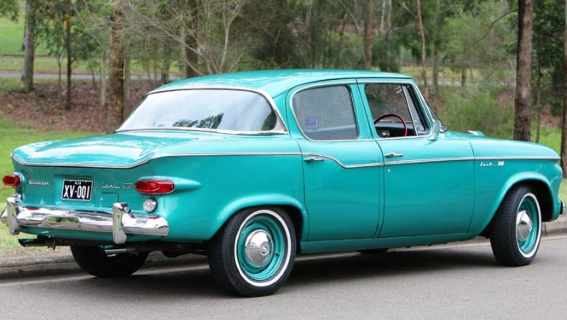Studebaker lark photo - 4