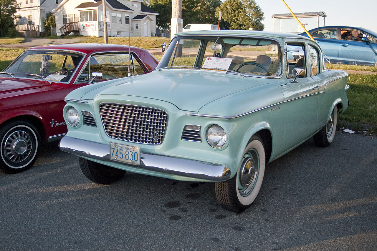 Studebaker lark photo - 9