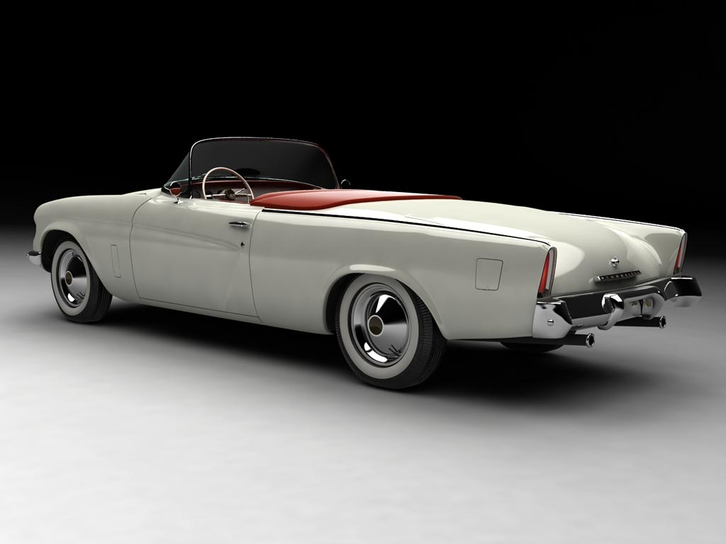 Studebaker roadster photo - 1