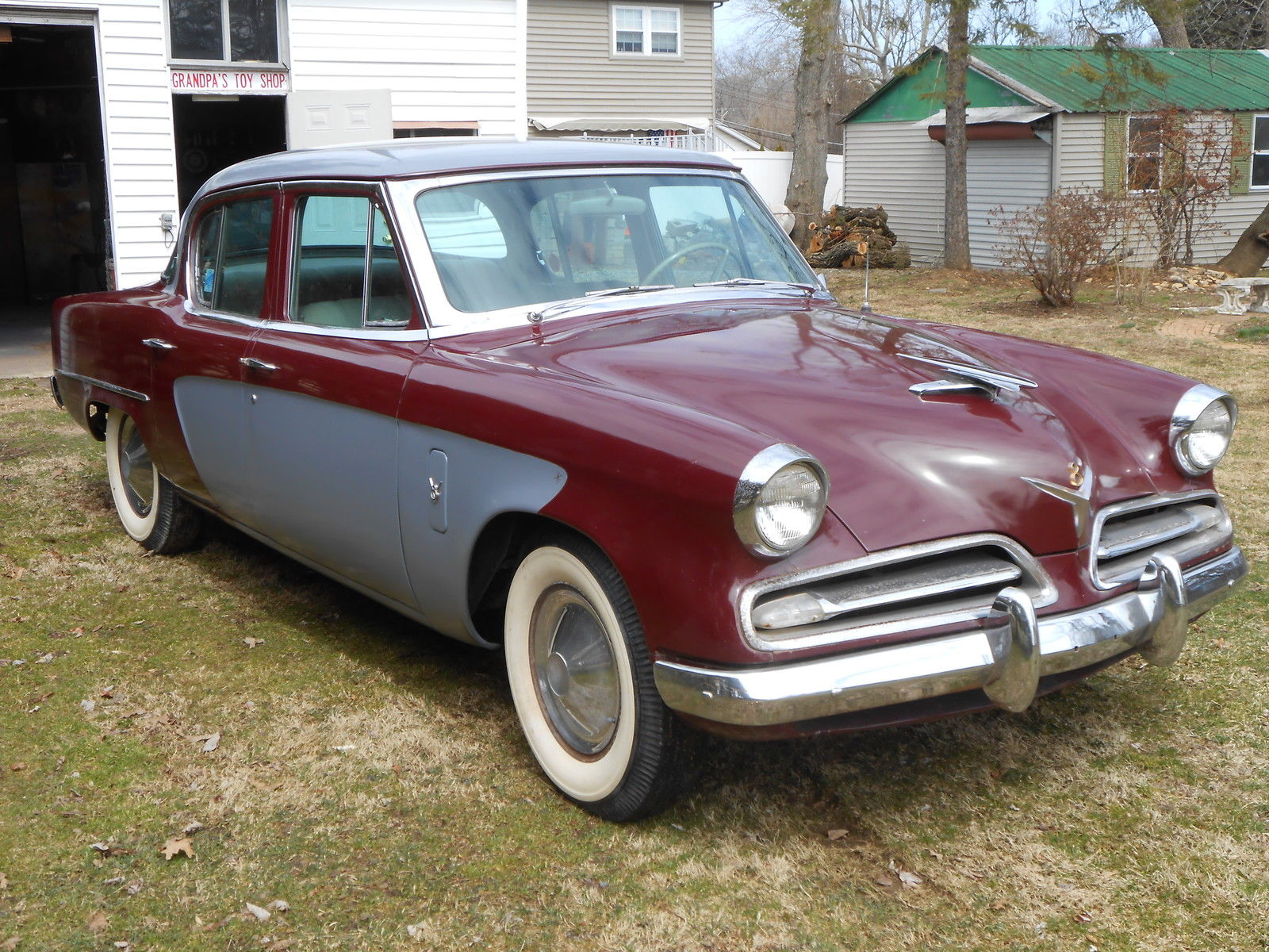Studebaker sedan photo - 1