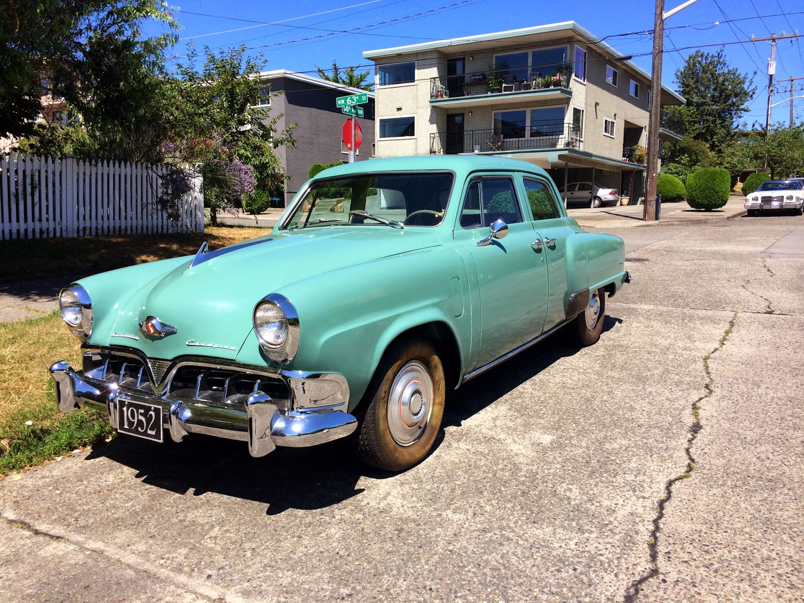 Studebaker sedan photo - 4