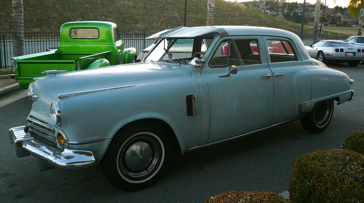 Studebaker sedan photo - 9
