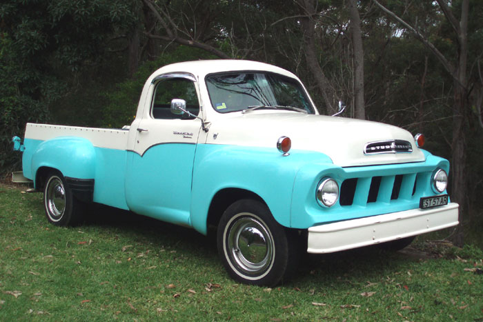 Studebaker transtar photo - 1