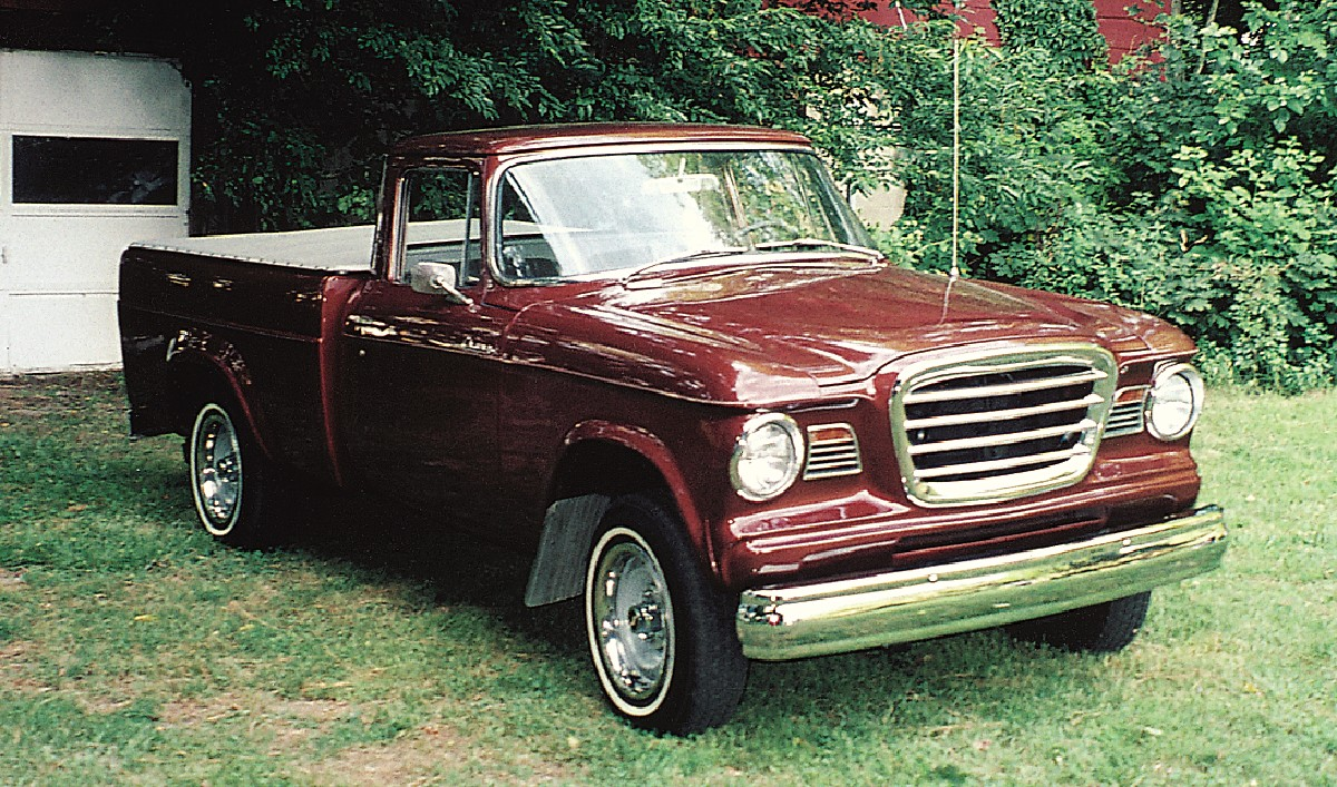 Studebaker truck photo - 1