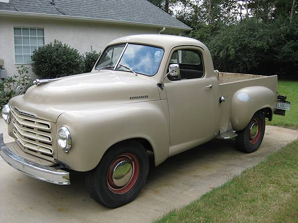 Studebaker truck photo - 10