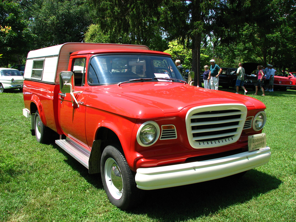 Studebaker truck photo - 2