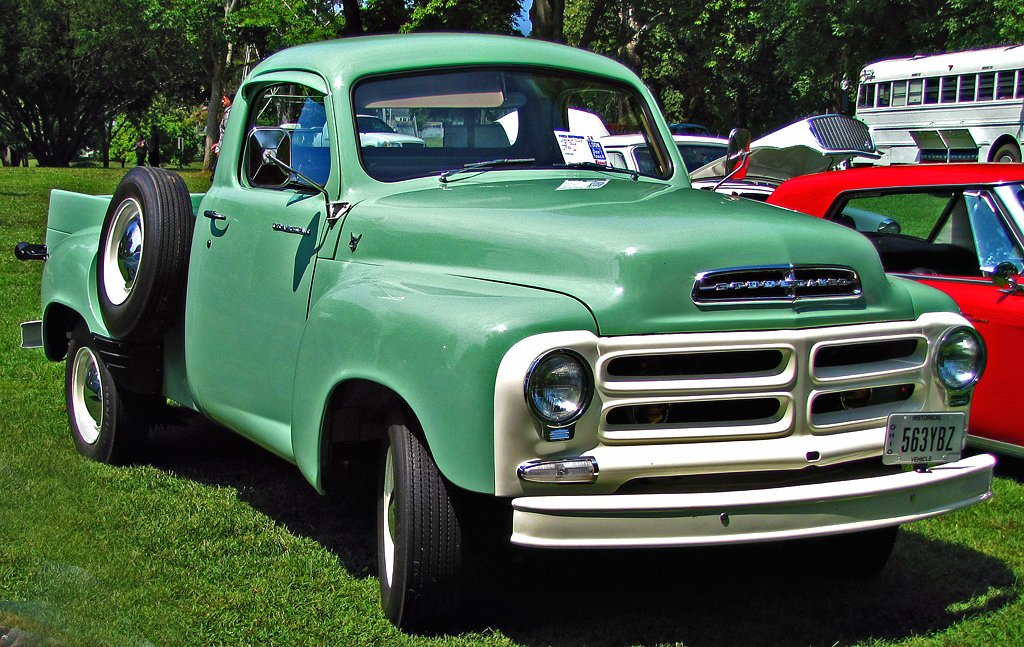 Studebaker truck photo - 4