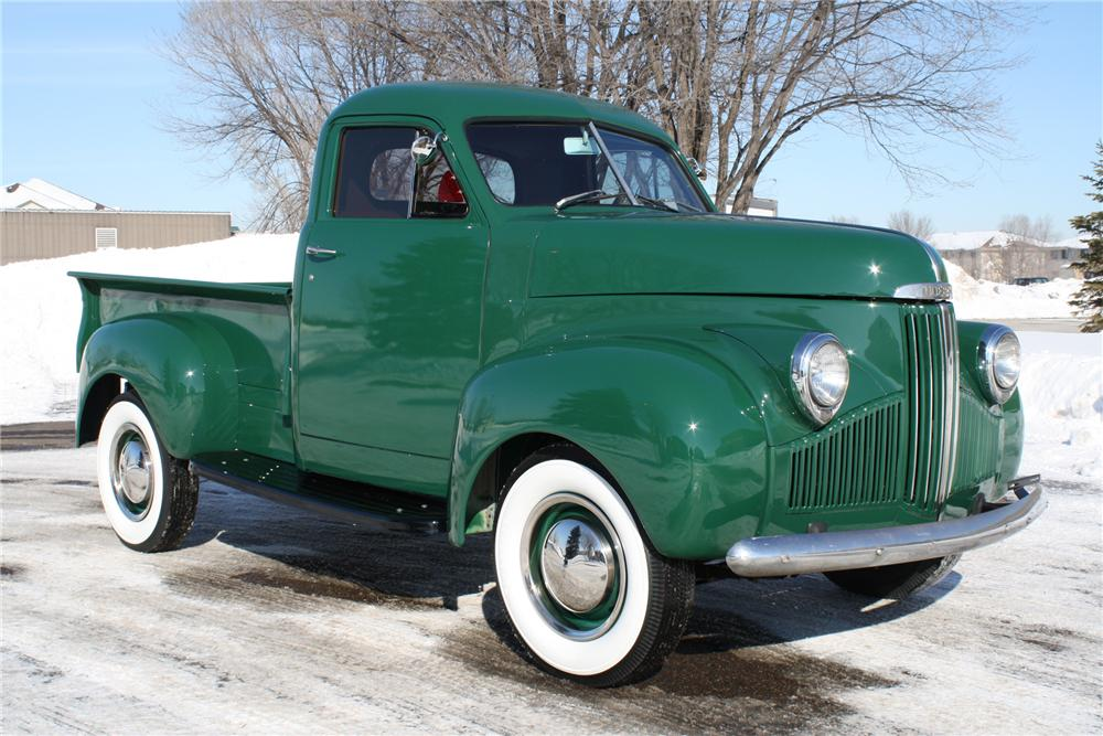 Studebaker truck photo - 5