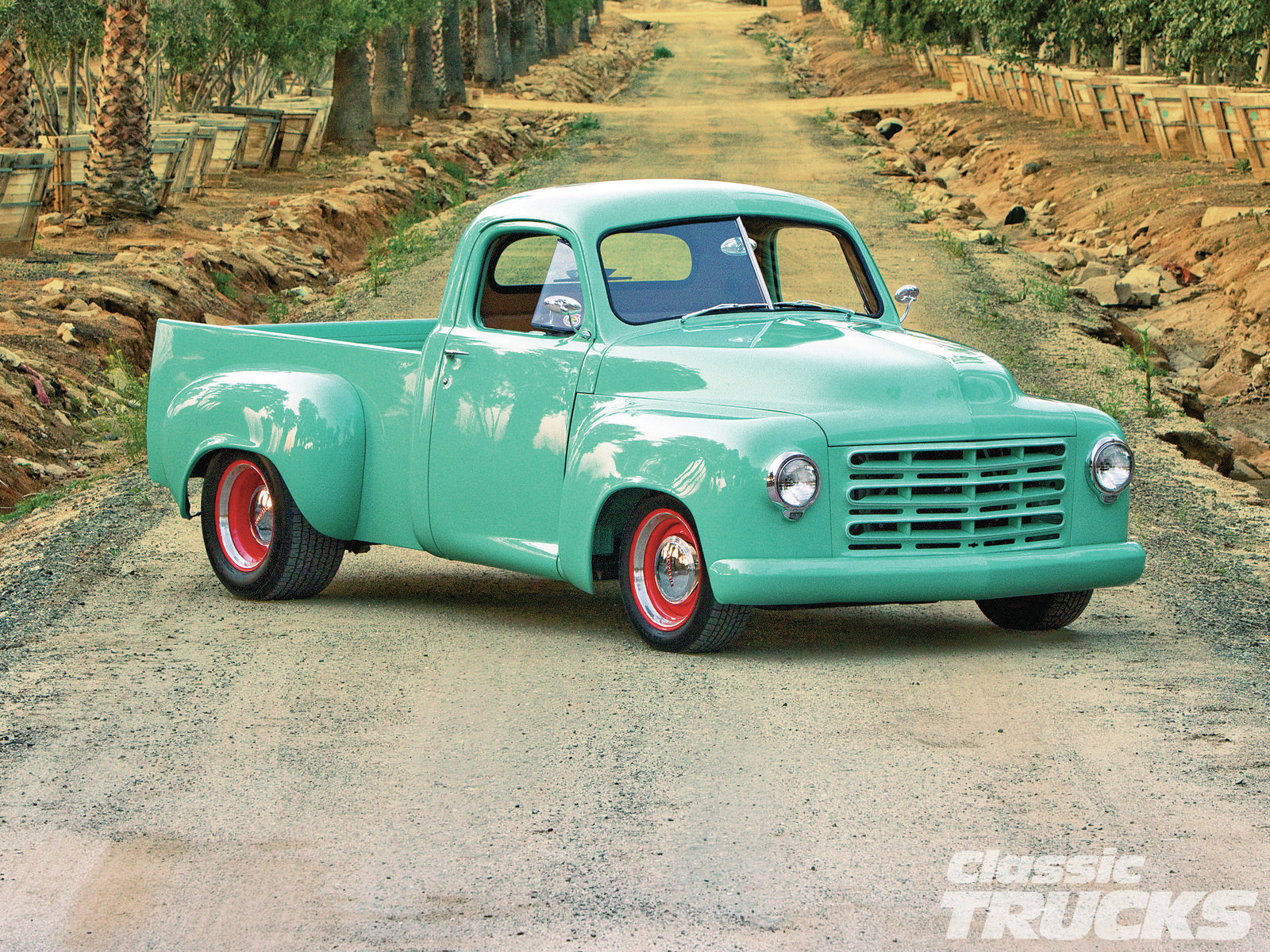 Studebaker truck photo - 6