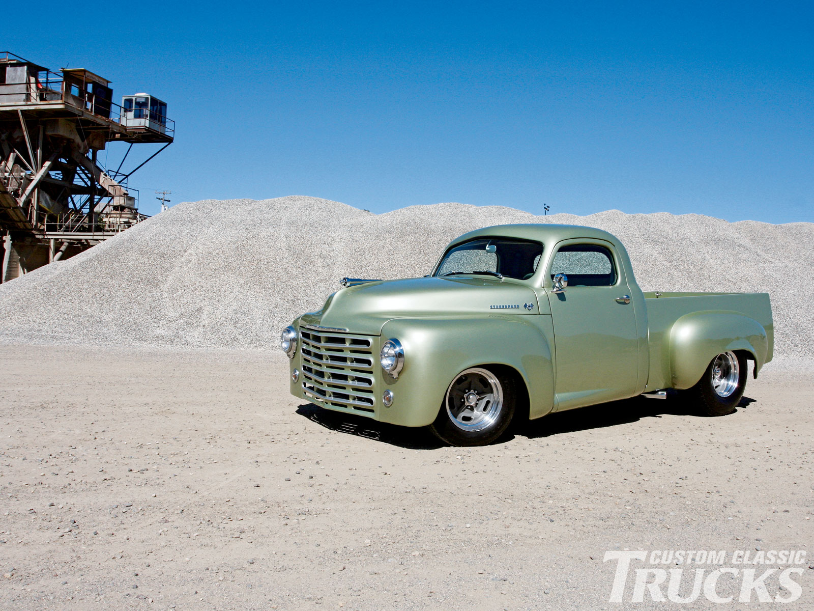 Studebaker truck photo - 8