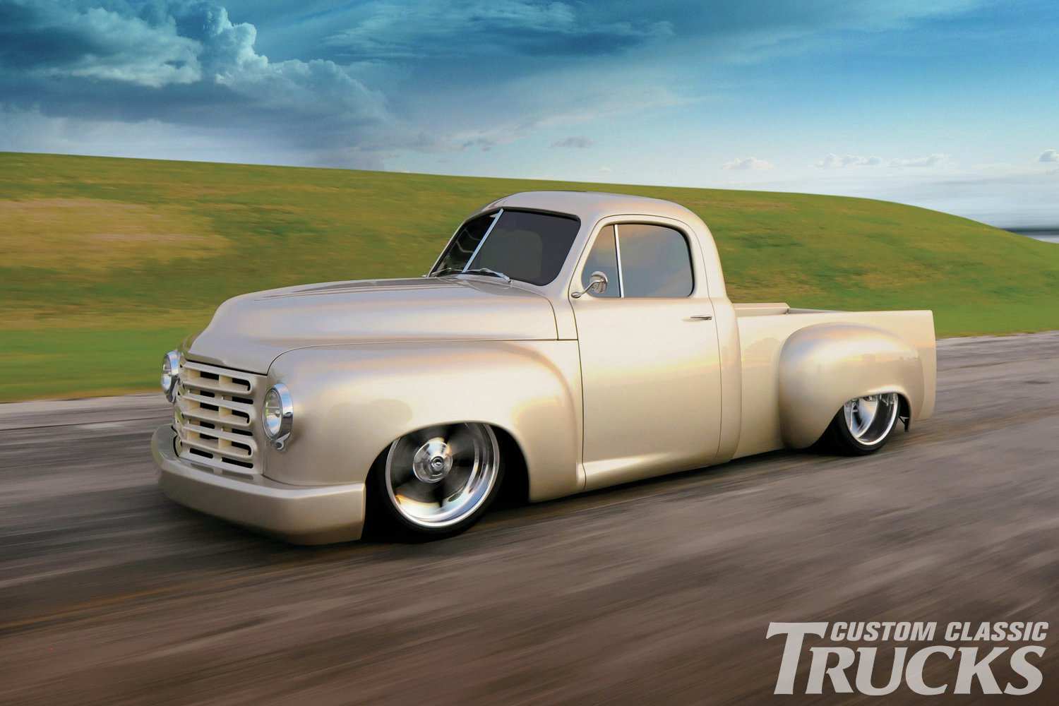 Studebaker truck photo - 9
