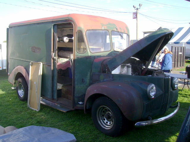 Studebaker van photo - 10