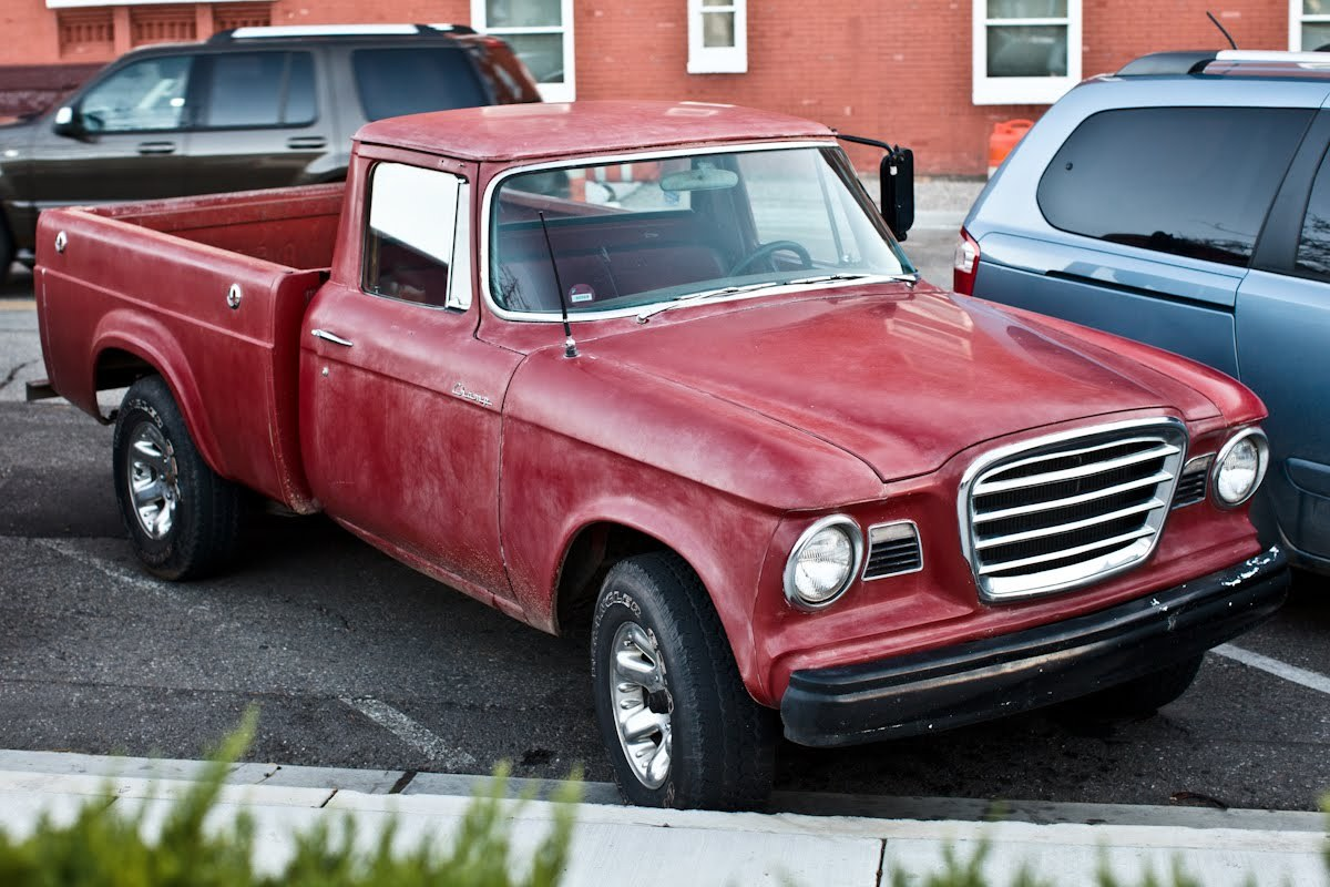 Studebaker van photo - 2