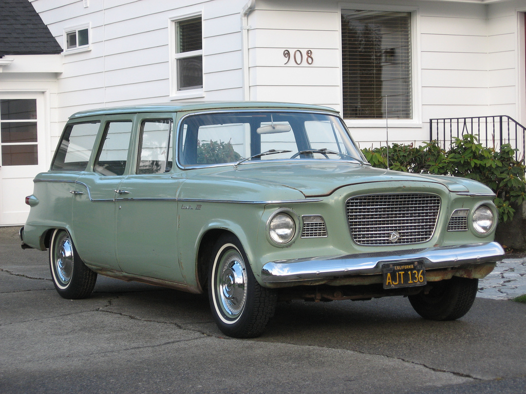 Studebaker wagon photo - 6