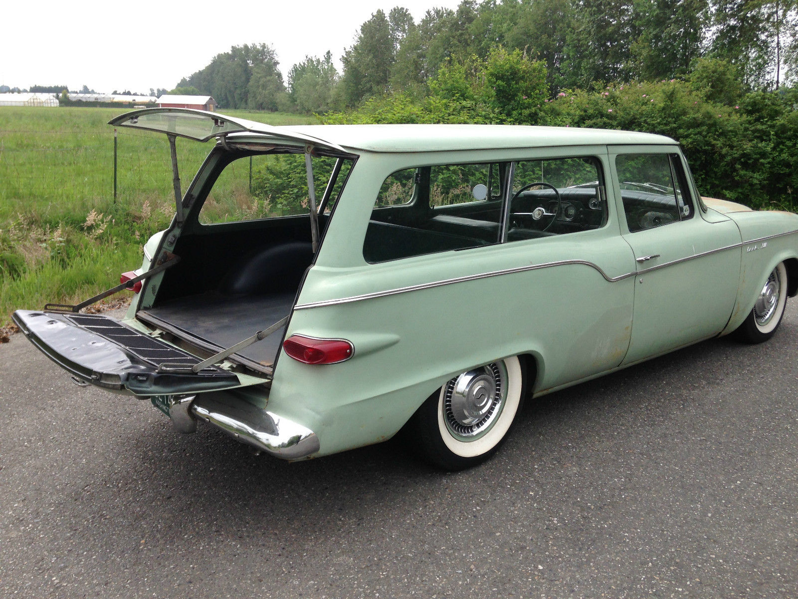 Studebaker wagon photo - 7