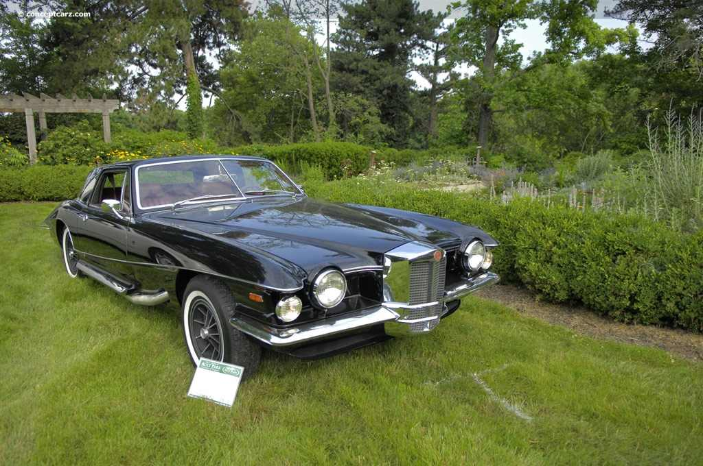 Stutz blackhawk photo - 4