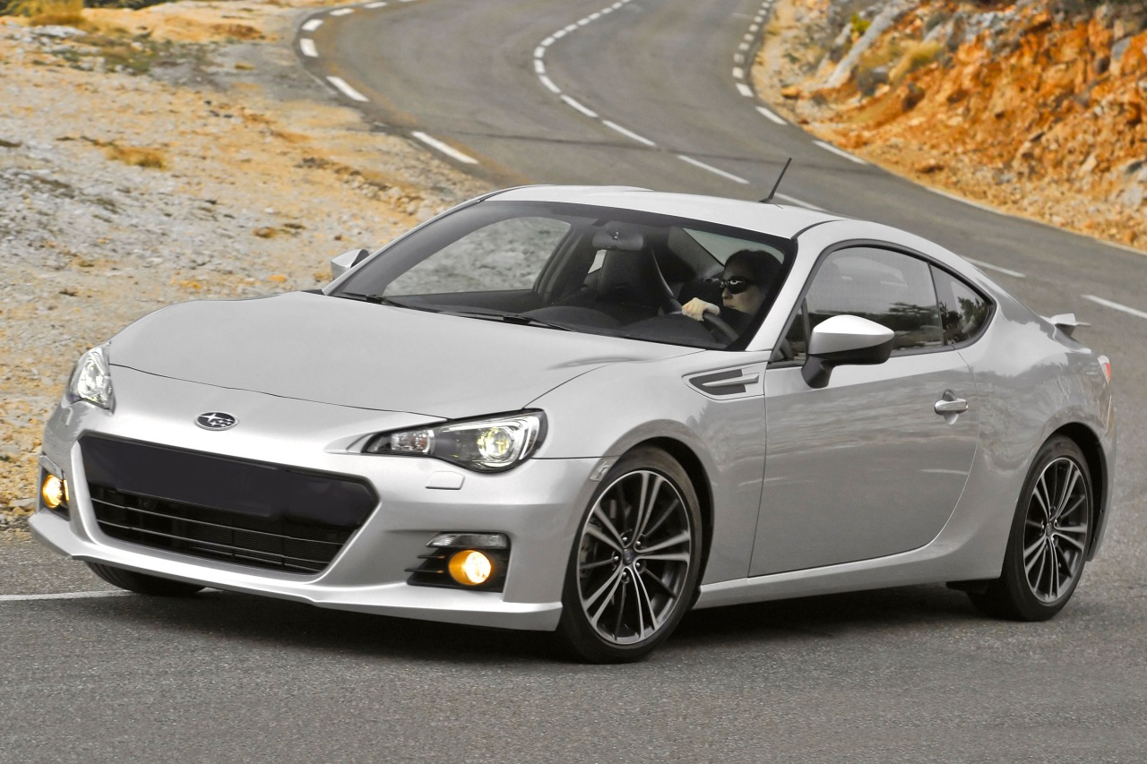 Subaru coupe photo - 7