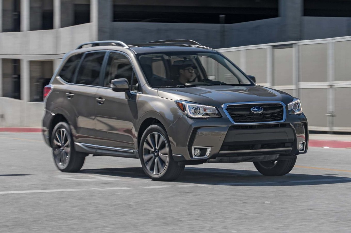 Subaru forester photo - 1