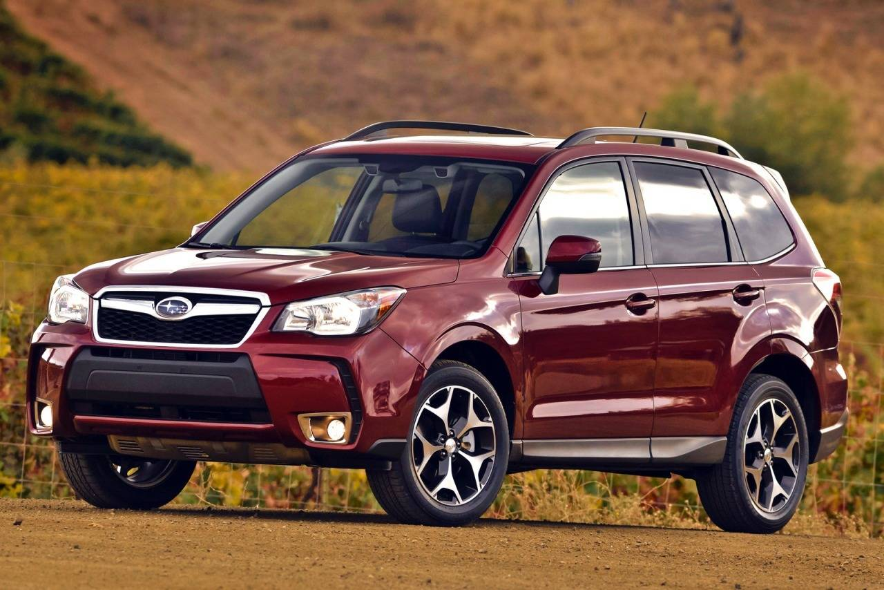 Subaru forester photo - 10