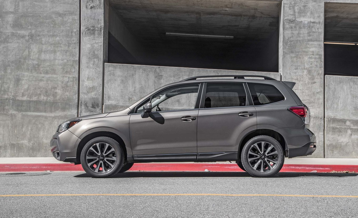 Subaru forester photo - 2