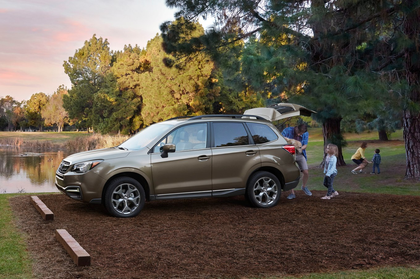 Subaru forester photo - 3