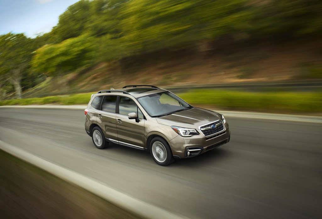 Subaru forester photo - 5