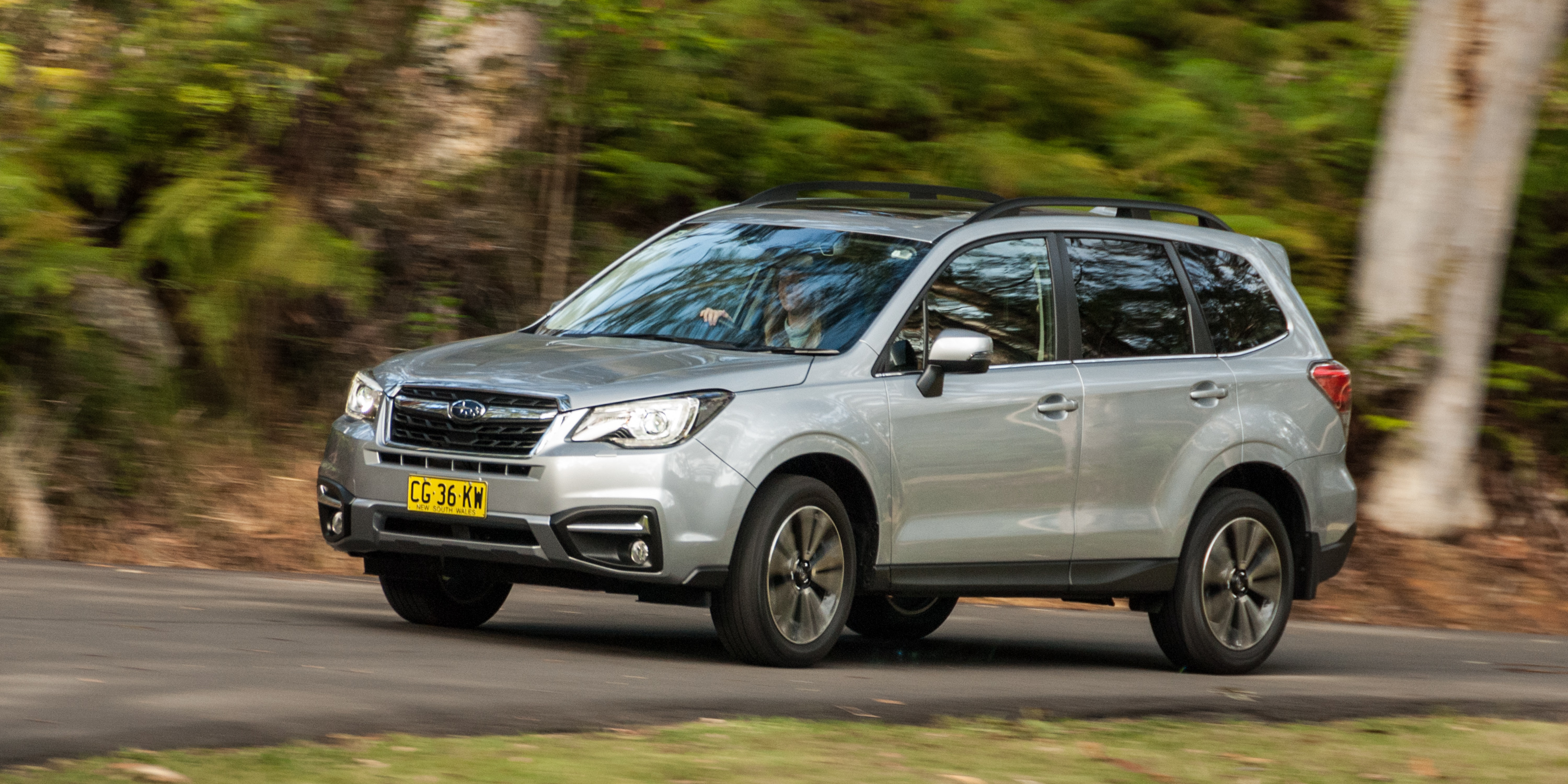Subaru forester photo - 6