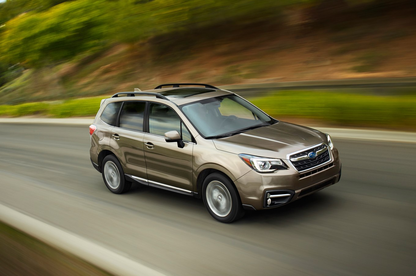 Subaru forester photo - 7