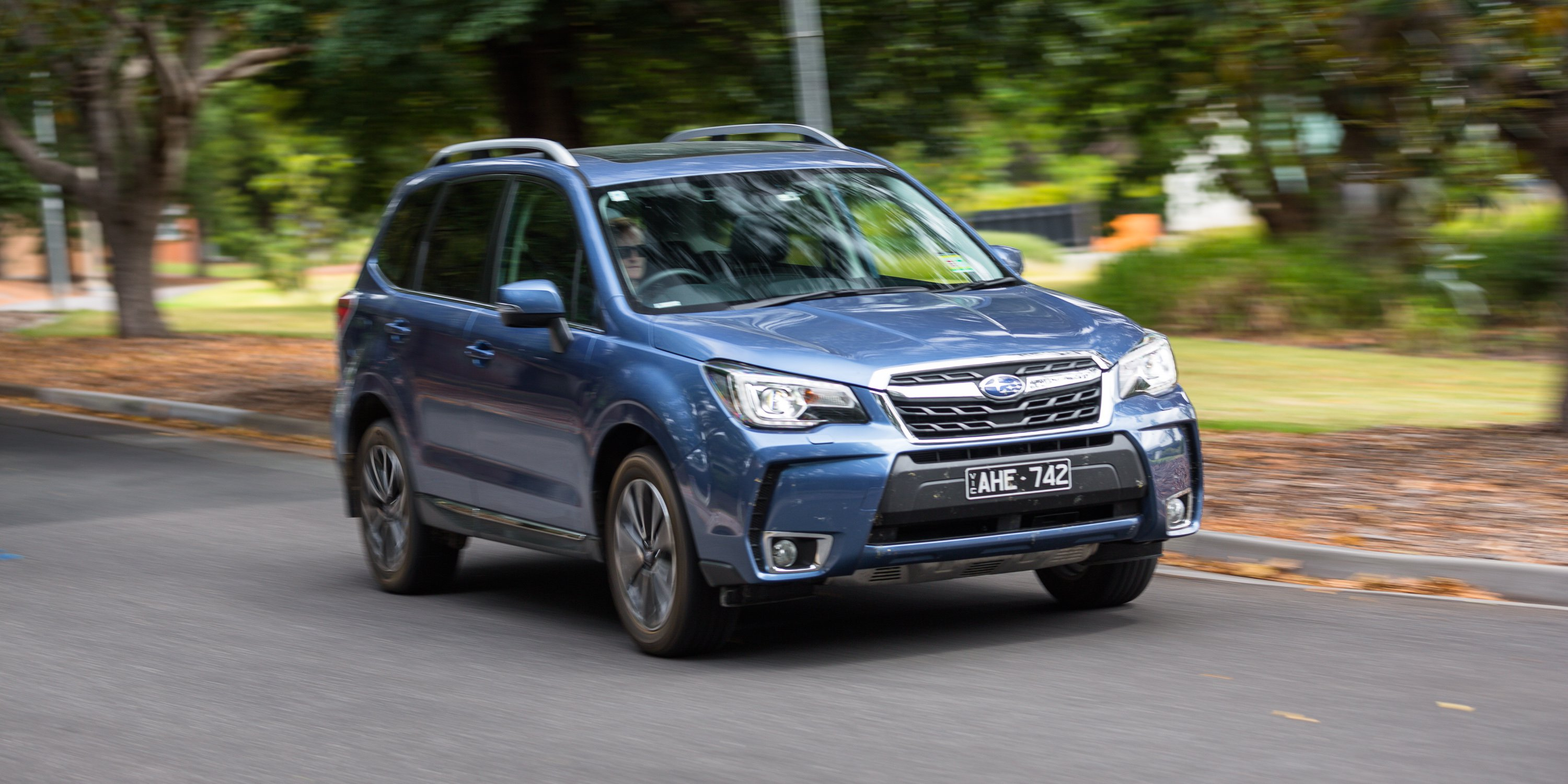 Subaru forester photo - 9