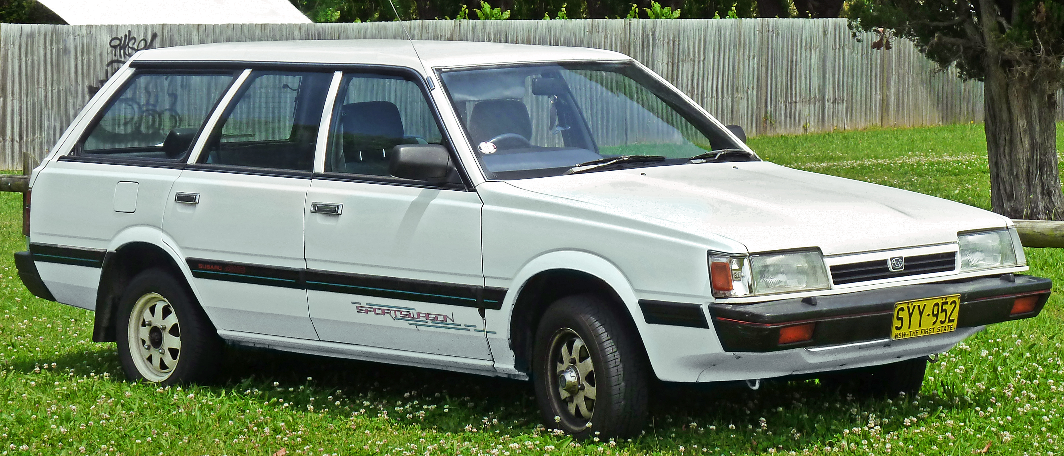 Subaru l-series photo - 7