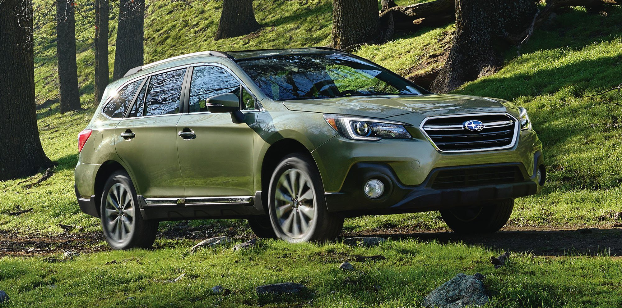 Subaru outback photo - 10