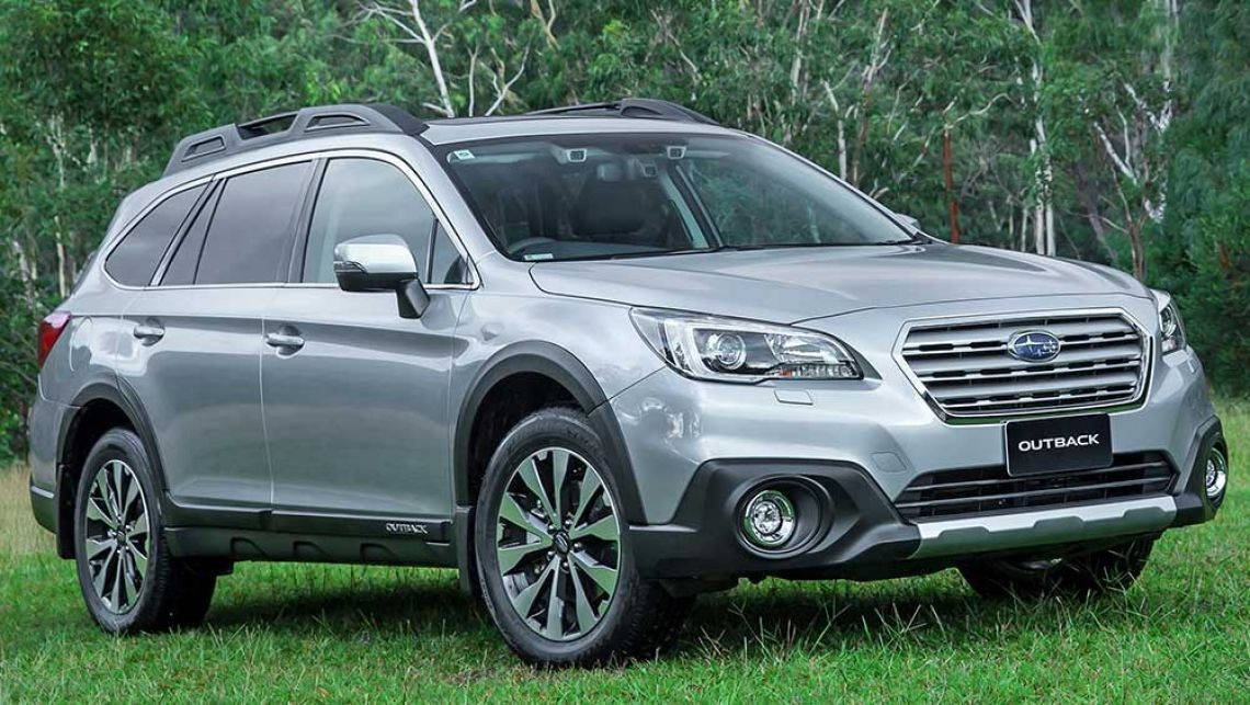 Subaru outback photo - 7