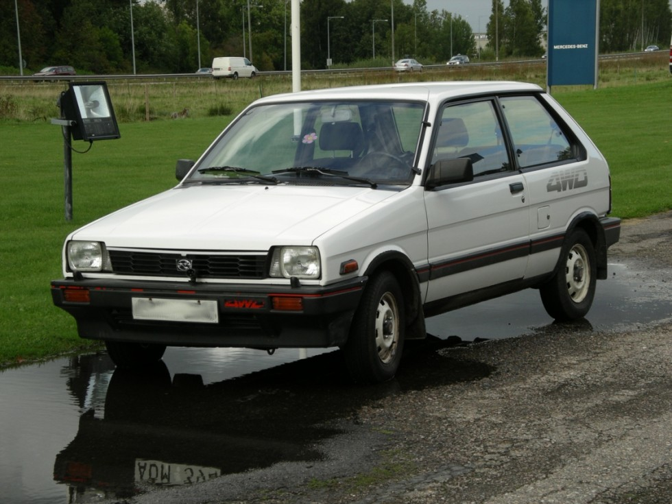 Subaru trendy photo - 5