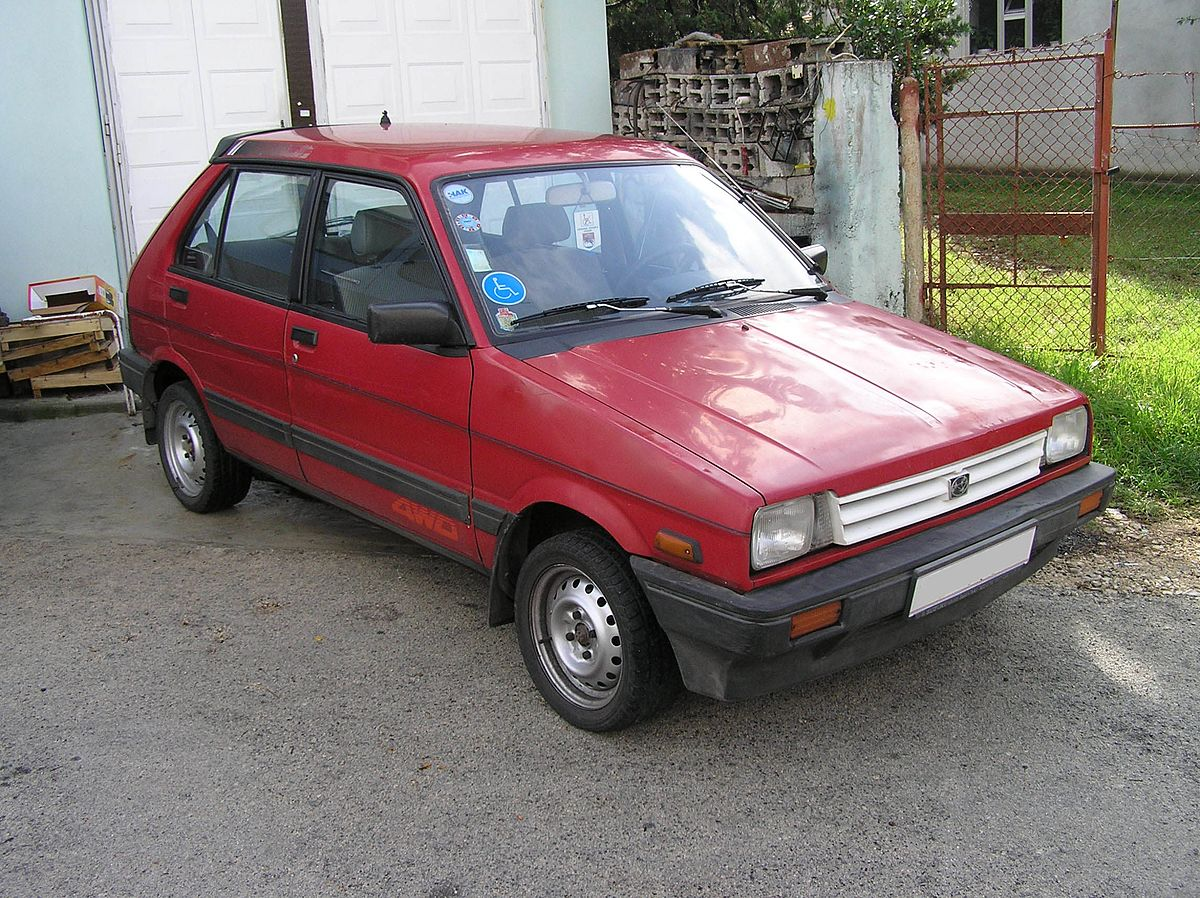 Subaru trendy photo - 6