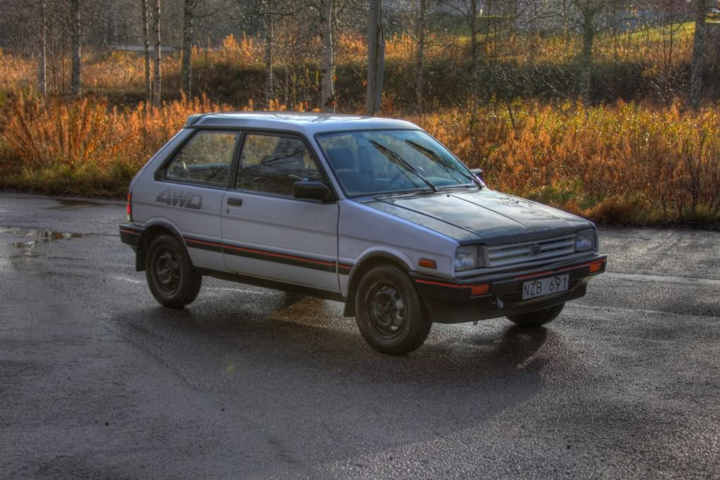 Subaru trendy photo - 7
