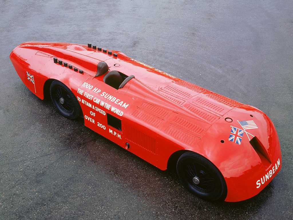Sunbeam 1000hp photo - 1
