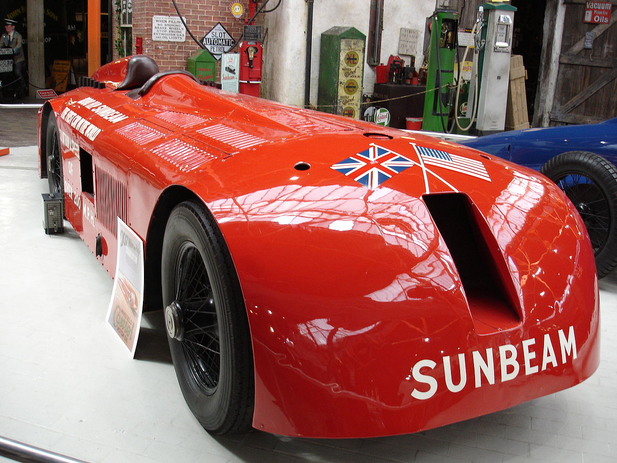 Sunbeam 1000hp photo - 2