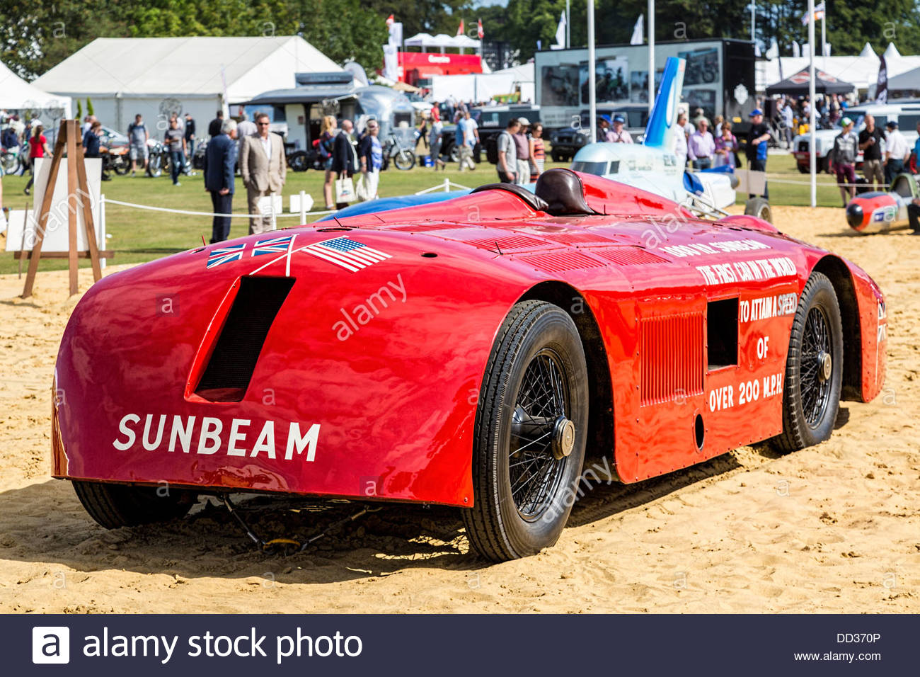 Sunbeam 1000hp photo - 6