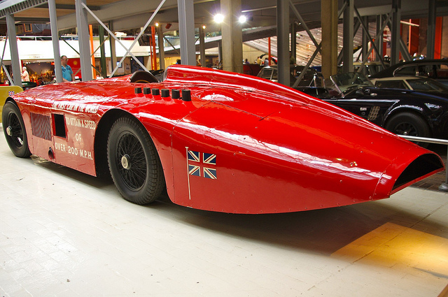 Sunbeam 1000hp photo - 7