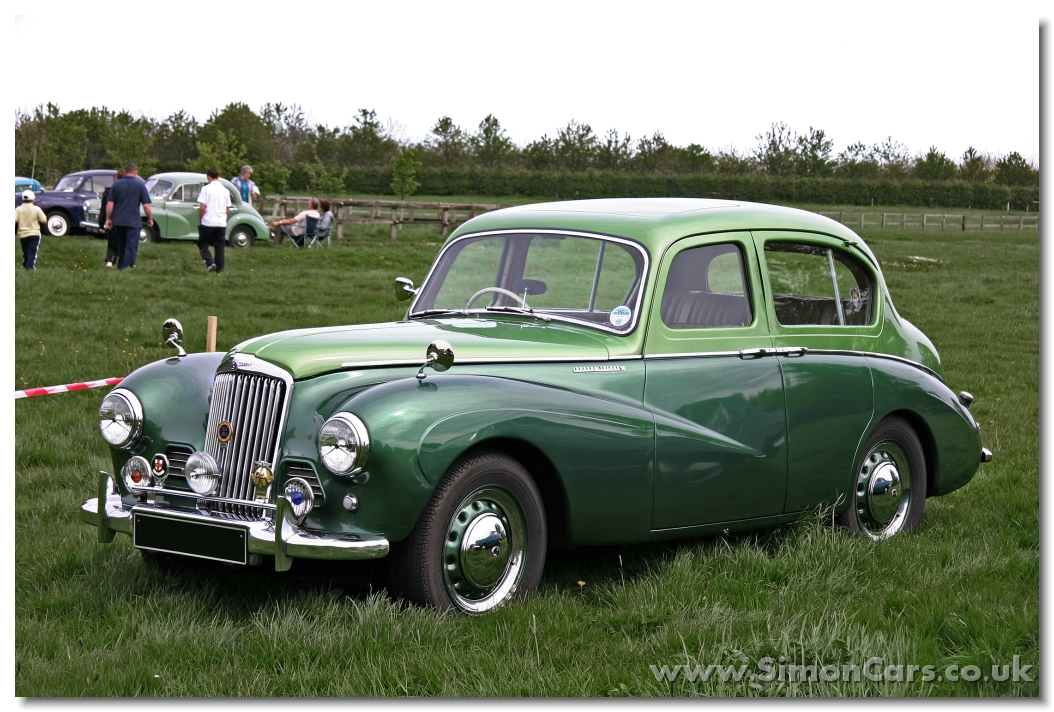 Sunbeam talbot photo - 3