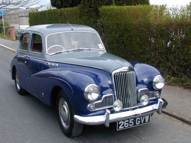 Sunbeam talbot photo - 4