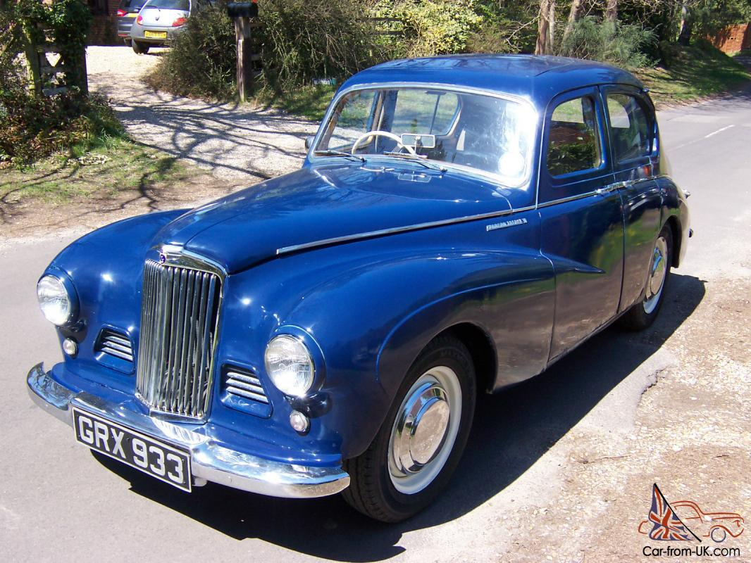Sunbeam talbot photo - 8