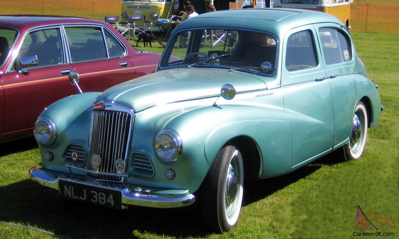 Sunbeam talbot photo - 9