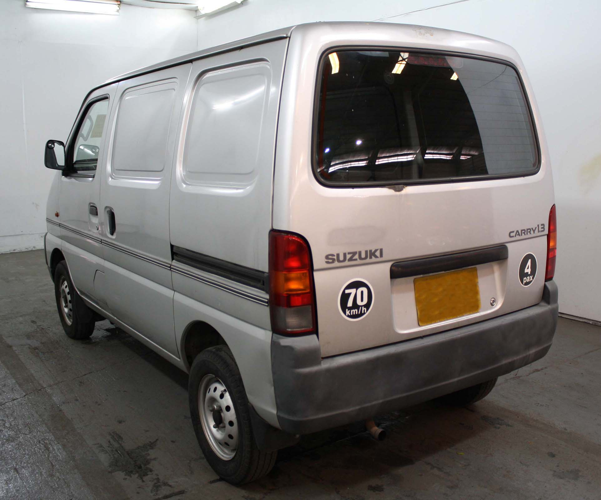 Suzuki 1.3 photo - 1