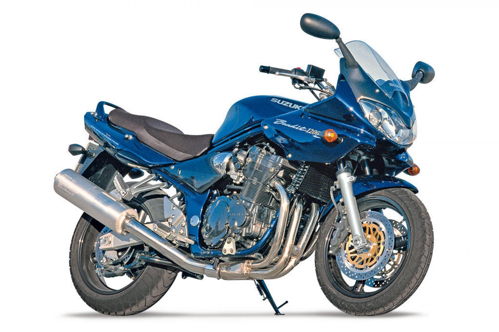 Suzuki 1200 photo - 1